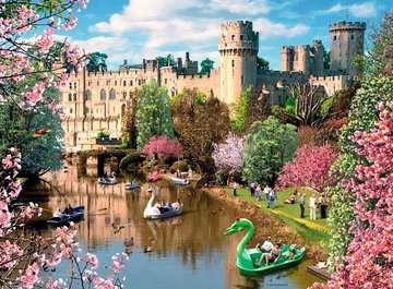 Picturesque Warwickshire, 2x500pc Puzzles;Adult Puzzles - image 3 - Ravensburger