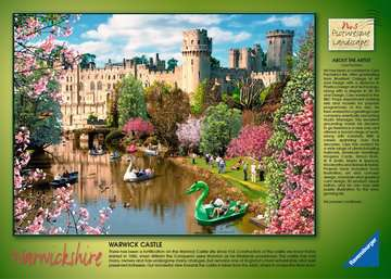Picturesque Warwickshire, 2x500pc Puzzles;Adult Puzzles - image 5 - Ravensburger