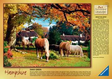 Picturesque Hampshire 2x500pc Puzzles;Adult Puzzles - image 5 - Ravensburger