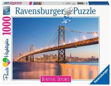 Beautiful Skylines, San Francisco Puzzels;Puzzels voor volwassenen - image 1 - Ravensburger