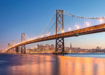 Beautiful Skylines, San Francisco Puzzels;Puzzels voor volwassenen - image 2 - Ravensburger