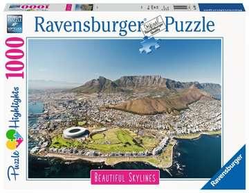 Beautiful Skylines, Cape Town Puzzels;Puzzels voor volwassenen - image 1 - Ravensburger