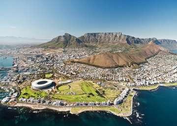 Beautiful Skylines, Cape Town Puzzels;Puzzels voor volwassenen - image 2 - Ravensburger