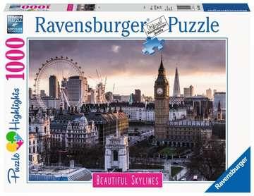 London                    1000p Puslespil;Puslespil for voksne - Billede 1 - Ravensburger