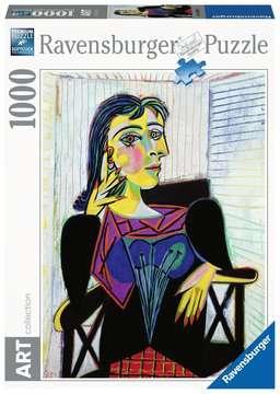 Puzzle 1000 p Art collection - Portrait de Dora Maar / Pablo Picasso Puzzle;Puzzle adulte - Image 1 - Ravensburger