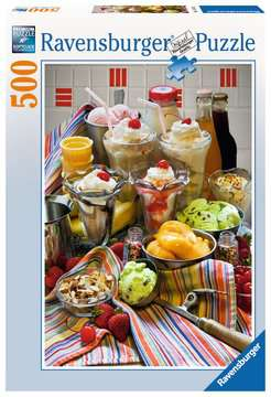 Just Desserts Jigsaw Puzzles;Adult Puzzles - image 1 - Ravensburger