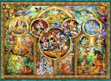 Disney familie / La famille Disney Puzzle;Puzzles adultes - Image 2 - Ravensburger