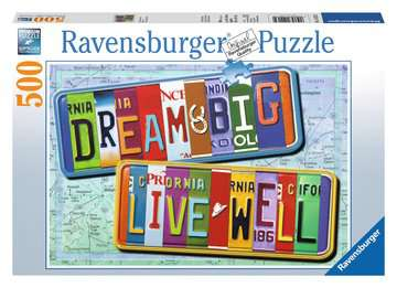 A License to Life Jigsaw Puzzles;Adult Puzzles - image 1 - Ravensburger