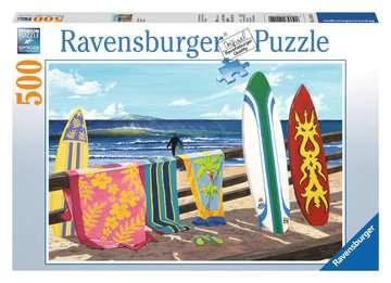 Hang Loose, 500pc Puzzles;Adult Puzzles - image 1 - Ravensburger
