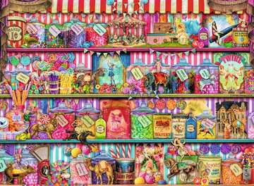 The Sweet Shop, 500pc Puzzles;Adult Puzzles - image 3 - Ravensburger