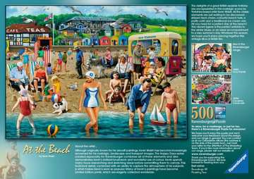 At the Beach 500pc Puzzles;Adult Puzzles - image 2 - Ravensburger