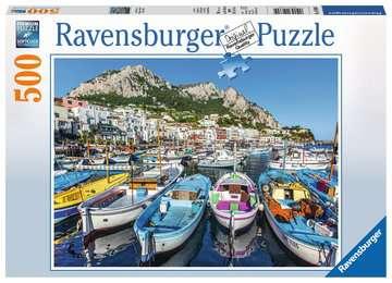 Colorful Marina Jigsaw Puzzles;Adult Puzzles - image 1 - Ravensburger
