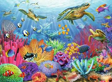 Tropical Waters Jigsaw Puzzles;Adult Puzzles - image 2 - Ravensburger