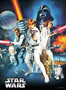 La guerre des étoiles / Star Wars Puzzles;Puzzles pour adultes - Image 2 - Ravensburger
