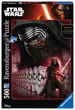 Star Wars The Force Awakens 500pc Puzzles;Adult Puzzles - image 1 - Ravensburger