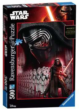 Star Wars The Force Awakens 500pc Puzzles;Adult Puzzles - image 3 - Ravensburger