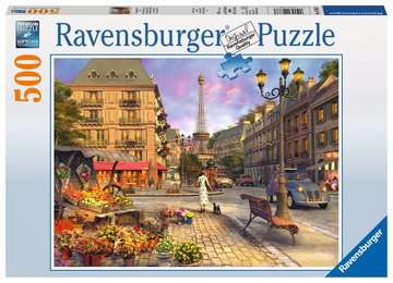 An Evening Walk, 500pc Puzzles;Adult Puzzles - image 1 - Ravensburger