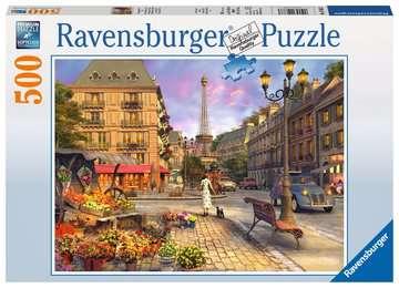 Wandeling door Parijs Puzzels;Puzzels voor volwassenen - image 1 - Ravensburger