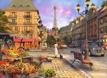 Wandeling door Parijs Puzzels;Puzzels voor volwassenen - image 2 - Ravensburger