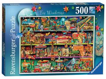 Toy Wonderama, 500pc Puzzles;Adult Puzzles - image 1 - Ravensburger