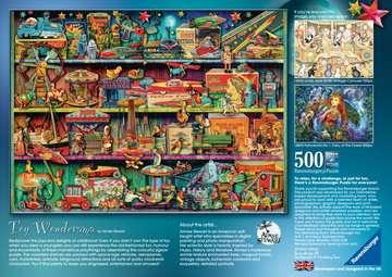 Toy Wonderama, 500pc Puzzles;Adult Puzzles - image 3 - Ravensburger
