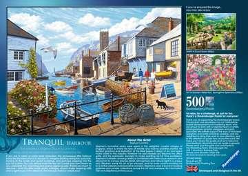Tranquil Harbour, 500pc Puzzles;Adult Puzzles - image 3 - Ravensburger