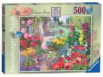 Garden Vistas No.2 - Summer Breeze, 500pc Puzzles;Adult Puzzles - image 1 - Ravensburger