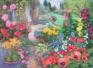 Garden Vistas No.2 - Summer Breeze, 500pc Puzzles;Adult Puzzles - image 2 - Ravensburger