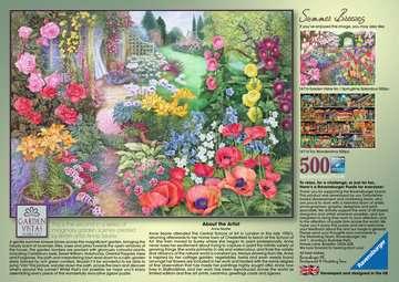 Garden Vistas No.2 - Summer Breeze, 500pc Puzzles;Adult Puzzles - image 3 - Ravensburger