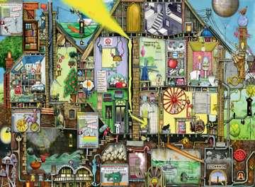 Tomorrow´s World, 500pc Puzzles;Adult Puzzles - image 2 - Ravensburger