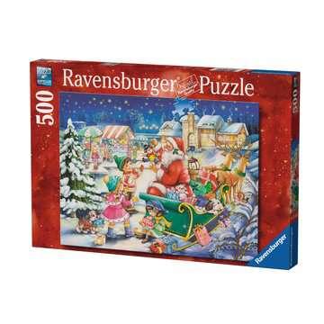 Magie de Noël EDITION NOEL Puzzle;Puzzle adulte - Image 1 - Ravensburger