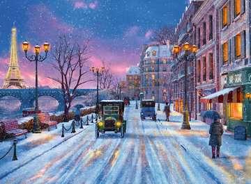 Winter in Paris Puzzle;Erwachsenenpuzzle - Bild 2 - Ravensburger