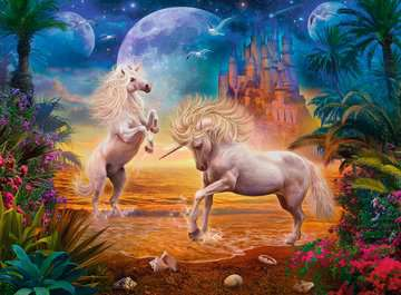 Unicornios fabulosos Puzzles;Puzzle Adultos - imagen 2 - Ravensburger