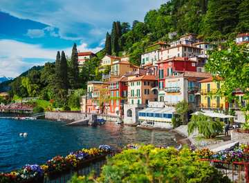 Lake Como, Italy, 500pc Puzzles;Adult Puzzles - image 2 - Ravensburger