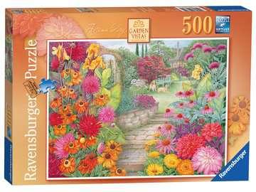 Garden Vistas No.3, Autumn Glory, 500pc Puzzles;Adult Puzzles - image 1 - Ravensburger