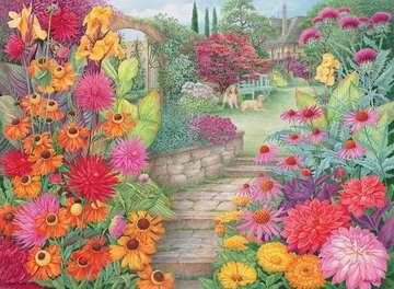 Garden Vistas No.3, Autumn Glory, 500pc Puzzles;Adult Puzzles - image 2 - Ravensburger