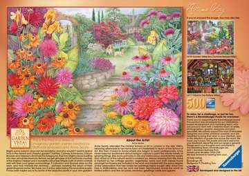 Garden Vistas No.3, Autumn Glory, 500pc Puzzles;Adult Puzzles - image 3 - Ravensburger