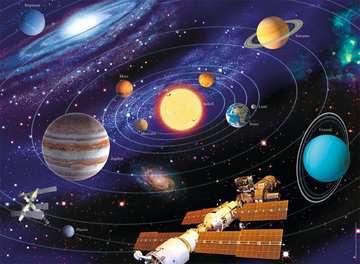 Planetární soustava 500 dílků 2D Puzzle;Puzzle pro dospělé - obrázek 2 - Ravensburger