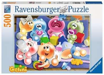 Gelini Baby Puzzle;Erwachsenenpuzzle - Bild 1 - Ravensburger