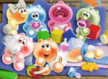 Gelini Baby Puzzle;Erwachsenenpuzzle - Bild 2 - Ravensburger