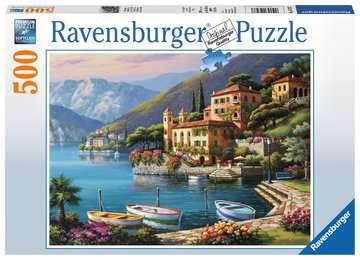 Villa Bella Vista Jigsaw Puzzles;Adult Puzzles - image 1 - Ravensburger