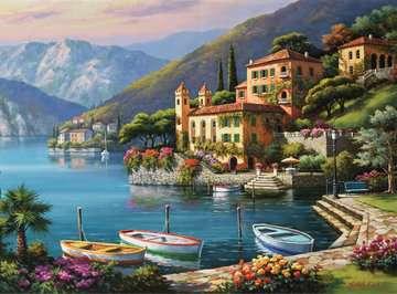 Villa Bella Vista Jigsaw Puzzles;Adult Puzzles - image 2 - Ravensburger
