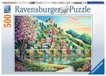 Blossom Park Jigsaw Puzzles;Adult Puzzles - image 1 - Ravensburger