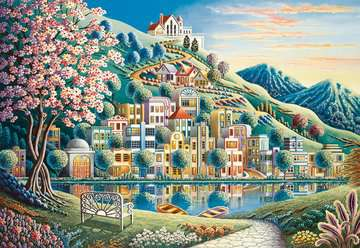 Blossom Park Jigsaw Puzzles;Adult Puzzles - image 2 - Ravensburger