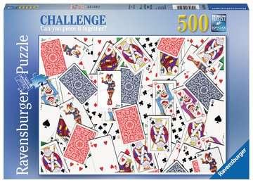 52 Shuffle Jigsaw Puzzles;Adult Puzzles - image 1 - Ravensburger
