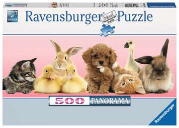 Animal Friends Jigsaw Puzzles;Adult Puzzles - image 1 - Ravensburger