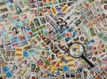 Stamps Challenge Jigsaw Puzzles;Adult Puzzles - image 2 - Ravensburger