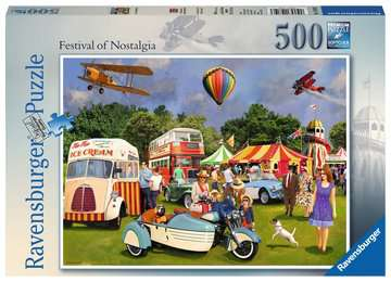 Festival of Nostalgia, 500pc Puzzles;Adult Puzzles - image 1 - Ravensburger
