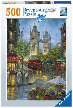 Malerisches London Puslespil;Puslespil for voksne - Billede 1 - Ravensburger