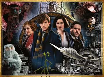 Fantastic Beasts: The Crimes of Grindelwald Puzzels;Puzzels voor volwassenen - image 2 - Ravensburger